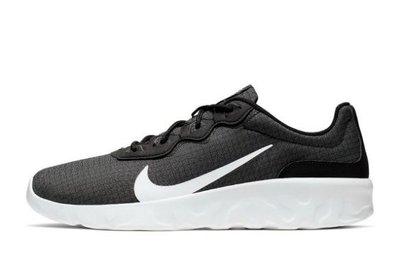 【運動王】 Nike Explore Strada 女鞋 輕量 慢跑鞋 運動鞋 黑白 CD7091-003