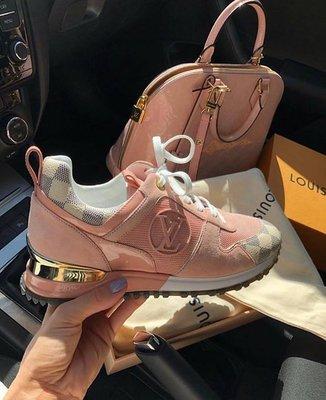 LV歐洲首發 RUN AWAY女鞋全系列代購 全尺寸 $27500