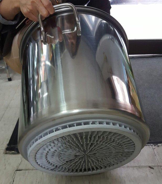 【無敵餐具】台製正304專利保溫湯桶(35cm) 餐廳專用/燒物/炸物/串燒量多可來電洽詢!【JS-02】