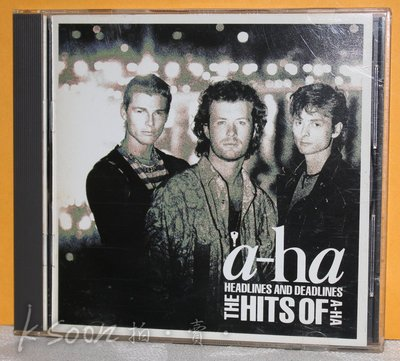 Headlines And Deadlines-The Hits Of A-Ha,1981年,無IFPI,WEA唱片
