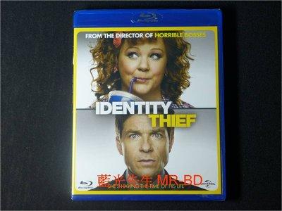 [藍光BD] - 竊資達人 Identity Thief ( 台灣正版 ) -【 疏離世界 】傑森貝特曼