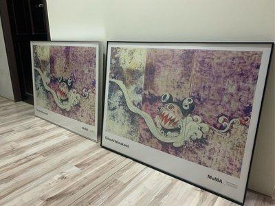 村上隆 Takashi Murakami X MoMA 727 海報