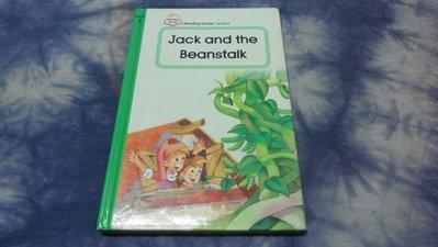 【彩虹小館Q2】英文童書+CD~Reading House level3_Jack and the Beanstal敦煌