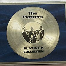 The Platters Platinum Collection HDCD