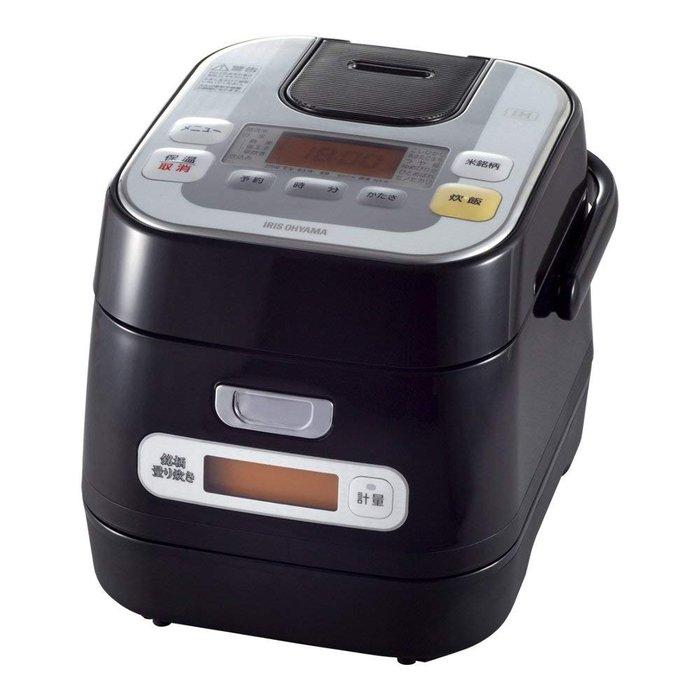 【代購】IRIS OHYAMA 炊飯器 3合 RC-IA30-B 下標前請先詢問