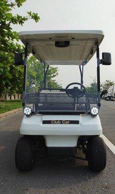 《軒廣》Clubcar 2排座+貨架電動車