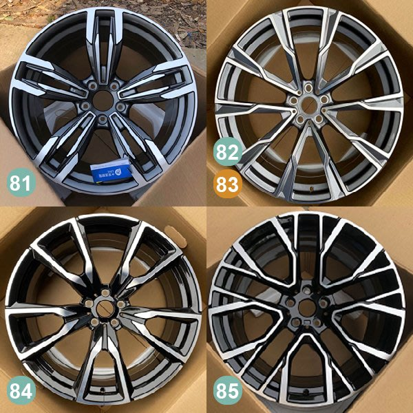 【SD祥登汽車】 For BMW 寶馬 22吋 鍛造鋁圈 82到83款 另有01款-87款可選擇
