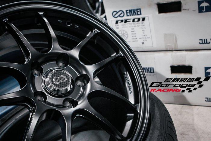 德朋國際 / ENKEI PF01 17吋 MAT 鍛造輕量化鋁圈 SWIFT SPORT實裝 歡迎各車系詢問