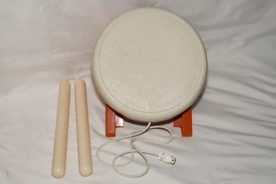 Wii 原廠 日本 BANDAI NAMCO  太鼓達人專用鼓
