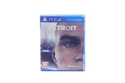 【橙市青蘋果】PS4:底特律:變人 Detroit: Become Human 中英文合版 #37092