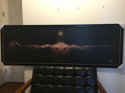 Michael Jordan NIKE 2005年 正版海報 原版海報 防水