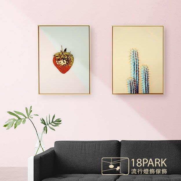 【18Park 】精緻細膩 Berry [ 畫說-金身莓果40*60cm ]