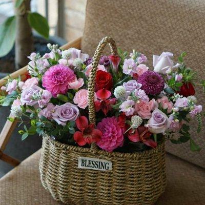 【G7/盆花 】朵麗絲花苑~婚禮/發表會/記者會/全省配送