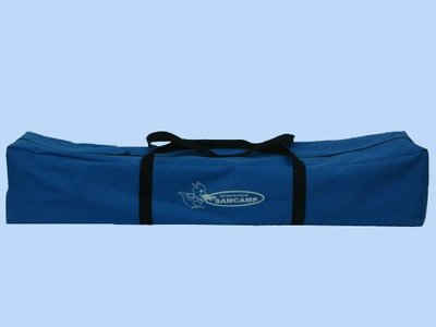 【SAMCAMP 噴火龍】大型裝備袋(骨架用) - 可收納27秒帳/ 30秒快速帳、客廳帳等商品、巨川椅可同時收納2張 台南市