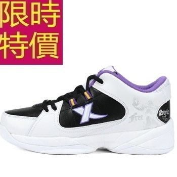 籃球鞋-輕量輕便繫帶男運動鞋61k44[獨家進口][米蘭精品]