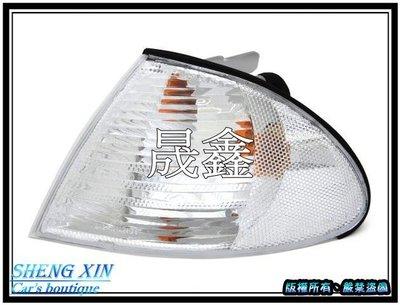 《晟鑫》全新 寶馬 E46 4門 98~01年 原廠型 白角燈 一顆價格 也有 類F10 光條 LED尾燈組 台南市