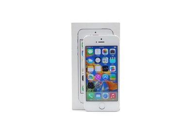 【台中青蘋果】Apple iPhone 5S 銀 16G 16GB 二手 4吋 蘋果手機 #36032 台中市