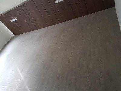 樂森活案場實例-桃園莊二街6.4吋超耐磨-新峇里島(騰毅大樓)