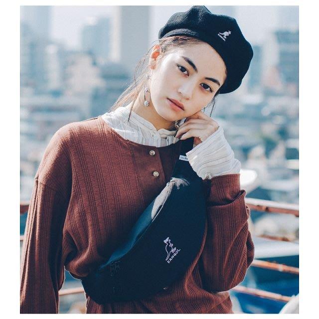 日雜附錄KANGOLxKen Kagami聯名個性腰包 霹靂腰包 袋鼠腰包 胸包 斜背包 側背包 單肩包 運動包 潮包