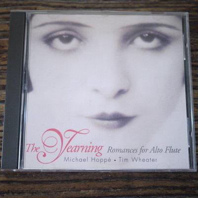 【午後書房】The Yearning Romances for Alto Flute 美國版全銀圈 210313-07