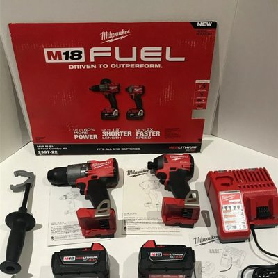 Generation 3 !!!!  Milwaukee FUEL M18 Hammer