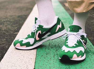 [Butler] 最後現貨優惠 Nike Air Streak Lite 閃電 綠色 CD4387-300