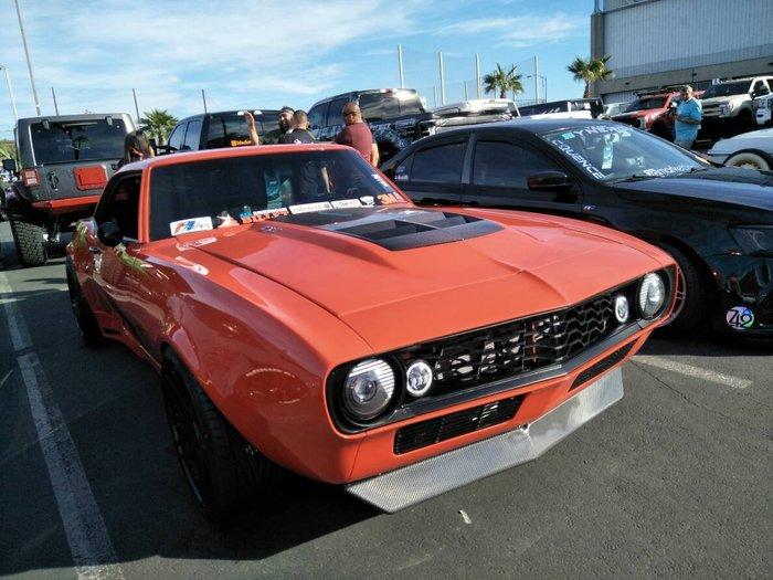 DJD19052803 1969 Chevrolet Camaro -X11 進口22吋鋁圈套件 依當月版本報價為準