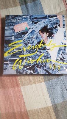 吳青峰 首張單曲CD Everybody Woohoo 限量精裝版 全新