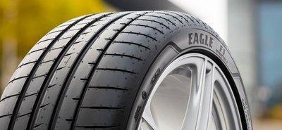 汽噗噗【固特異】F1A3 性能型街胎 225 50 17