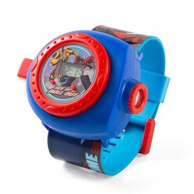【原品生活】投影手錶電子手錶卡通手錶過家家兒童玩具男孩3-4-5-6-7-8歲JY-免運費