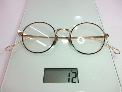 *睛明眼鏡*  Yellows Plus 日本手工眼鏡