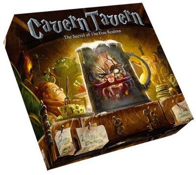 大安殿實體店面 附中文規則 Cavern Tavern 洞穴酒吧 KS版 英文正版益智桌上遊戲