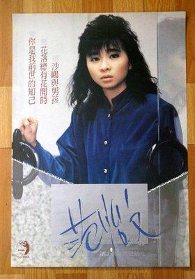 范怡文 你是我前世的知己 唱片專輯海報