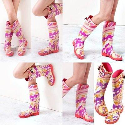 All New Tamara Henriques X PUCCI Rain Boots Size:39
