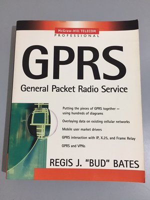 F4-9《好書321KB》GPRS General Packet Radio Service/大專用書