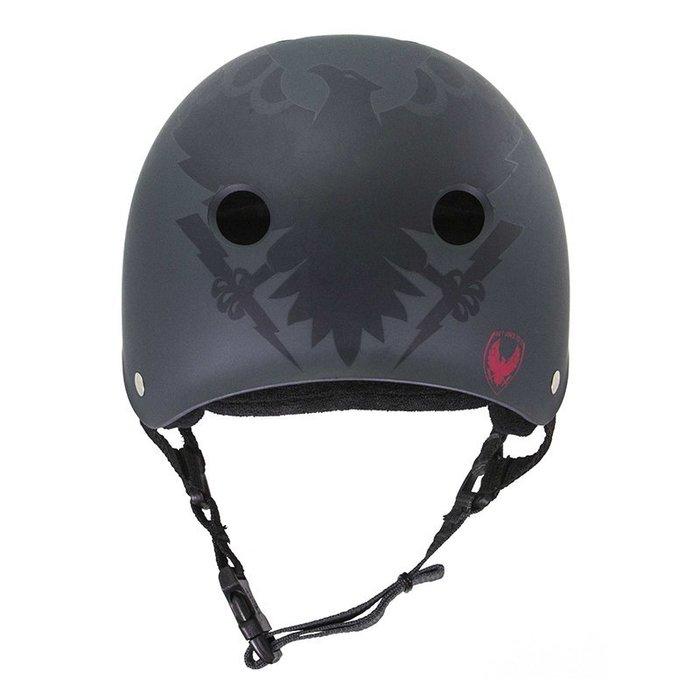 Triple 8(長板滑板/交通板) - MIKE VALLELY [聯名款] GUTI Brainsaver安全頭盔