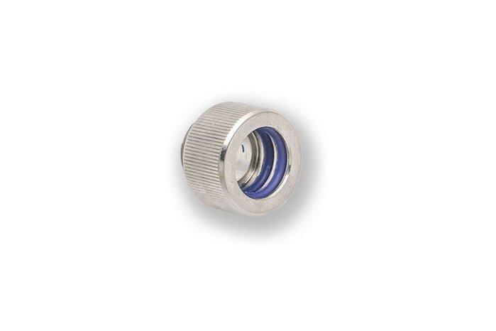 小白的生活工場EK-HD Adapter 10/12mm - Nickel (EK直插硬管接頭)
