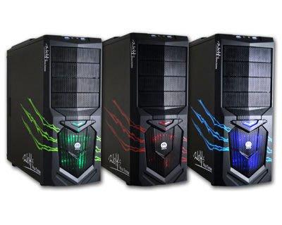 【捷修電腦。士林】全新 X-PRO 最新狂狼 紅藍綠 三色 前置USB3.0插槽 免運費$1990