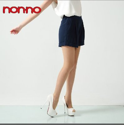 【PIXAR-皮克斯】non-no 儂儂 超彈性 美肌 透明 薄 褲襪 絲襪 顯瘦 服貼 耐穿 26009(3入)