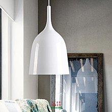 【美學】簡約現代餐廳卡巴納吊燈歐式客廳臥室鐵藝燈具MX_1342 小號