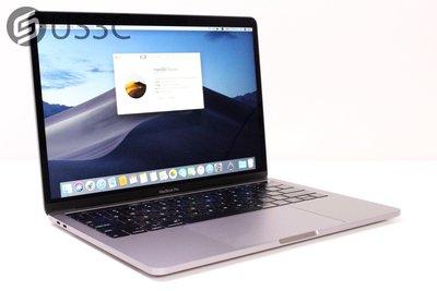【US3C-小南門店】2019年 台灣公司貨 Apple MacBook Pro Retina 13吋 TB i5 2.4G 8G 256G 二手筆電