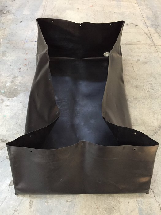 HDPE1mm多功能無毒防水容襯-中魚槽 (含運費)