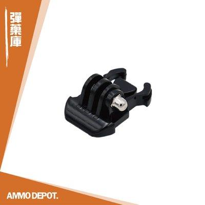 【AMMO彈藥庫】 GoPro Action運動相機 配件 標準 快拆扣 快扣 #DFA-Q007-D01