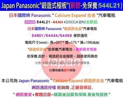 〈允豪電池〉國際牌 54801=54459=54434 MINI SMART 新SX4 SKODA FOCUS GOLF