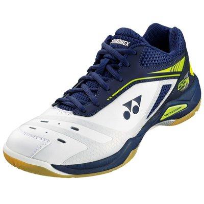 Yonex SHB65ZW 闊鞋頭專業羽毛球鞋