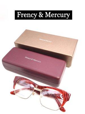 【本閣】Frency & Mercury flamingo dance 日本手工眼鏡 effector 杉本圭 SPIVVY 與市 DITA