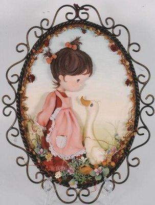 中華民國麵包花與紙黏土推展協會 95年會員大會黏土作品彩照97張 $950 含運--