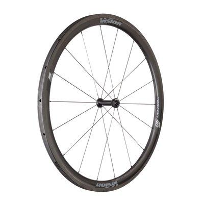 [SIMNA BIKE] VISION Metron 40 SL 碳纖輪組 - 管胎 / 一級碳纖輪組