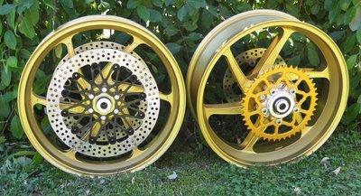 【PVM】鋁圈 輪框 HONDA CBR1000RR CBR600RR CBR 1000RR 600RR 六爪鍛框