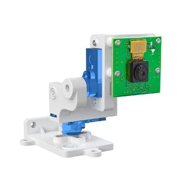 Arducam Pan Tilt Camera for RPi, 2 DOF 平台 with PTZ控制板